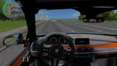 BMW x5 F15 (1.5.9) - City Car Driving мод (изображение 5)