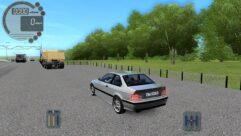BMW M3 E36 (1.5.9) - City Car Driving мод (изображение 5)