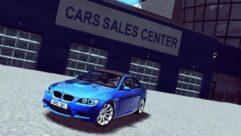 BMW M3 E92 (1.5.9) - City Car Driving мод (изображение 2)