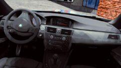 BMW M3 E92 (1.5.9) - City Car Driving мод (изображение 3)