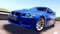 BMW M3 E92 (1.5.9) - City Car Driving мод (изображение 4)