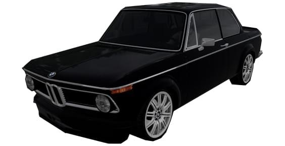 BMW 2002 (1.5.9) - City Car Driving мод