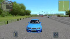BMW M3 E46 (1.5.9) - City Car Driving мод (изображение 2)