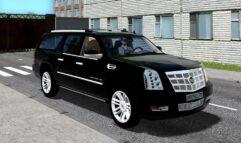 Cadillac Escalade ESV (1.5.9) - City Car Driving мод