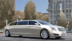 Cadillac XTS Royale (1.5.9) - City Car Driving мод