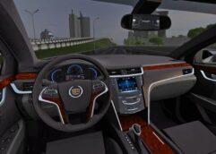 Cadillac XTS Royale (1.5.9) - City Car Driving мод (изображение 2)