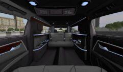 Cadillac XTS Royale (1.5.9) - City Car Driving мод (изображение 3)