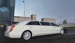 Cadillac XTS Royale (1.5.9) - City Car Driving мод (изображение 4)