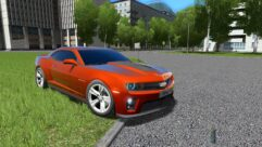 Chevrolet Camaro ZL1 (1.5.9) - City Car Driving мод