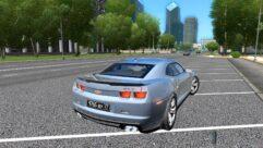 Chevrolet Camaro ZL1 (1.5.9) - City Car Driving мод (изображение 3)