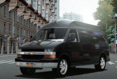 Chevrolet Express (1.5.9) - City Car Driving мод (изображение 2)