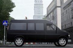 Chevrolet Express (1.5.9) - City Car Driving мод (изображение 5)