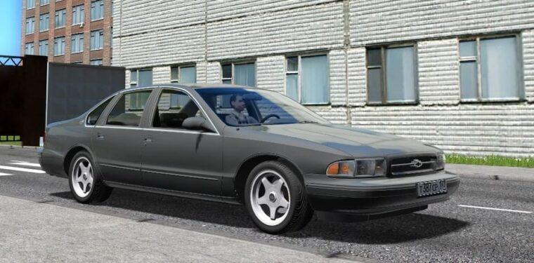 Chevrolet Impala SS (1.5.9) - City Car Driving мод