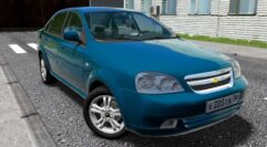 Chevrolet Lacetti (1.5.9) - City Car Driving мод
