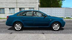Chevrolet Lacetti (1.5.9) - City Car Driving мод (изображение 2)