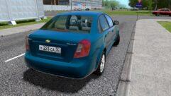 Chevrolet Lacetti (1.5.9) - City Car Driving мод (изображение 3)