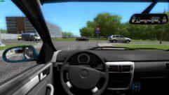Chevrolet Lacetti (1.5.9) - City Car Driving мод (изображение 4)