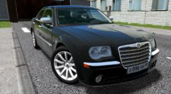 Chrysler 300C (1.5.9) - City Car Driving мод
