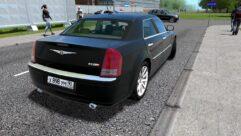 Chrysler 300C (1.5.9) - City Car Driving мод (изображение 3)