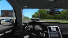 Chrysler 300C (1.5.9) - City Car Driving мод (изображение 4)