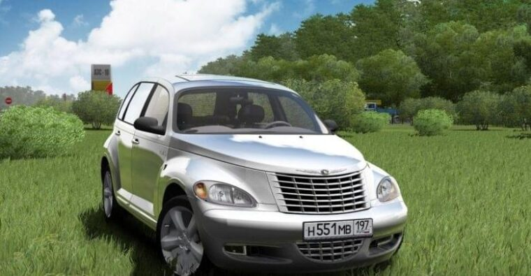 Chrysler PT Cruiser (1.5.9) - City Car Driving мод