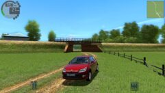 Citroen C4 (1.5.9) - City Car Driving мод (изображение 3)