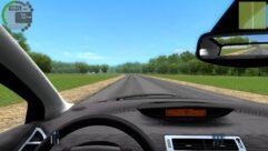 Citroen C4 (1.5.9) - City Car Driving мод (изображение 6)