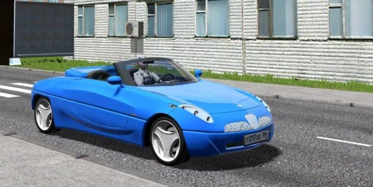 Daewoo Joyster (1.5.9) - City Car Driving мод