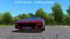 Ferrari F355 Berlinetta (устаревшая версия) (1.5.9) - City Car Driving мод (изображение 2)