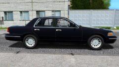 Ford Crown Victoria (устаревшая версия) (1.5.9) - City Car Driving мод (изображение 2)