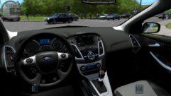 Ford Focus 3 (1.5.9) - City Car Driving мод (изображение 6)