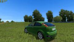 Ford Focus ST 2006 (1.5.9) - City Car Driving мод (изображение 2)