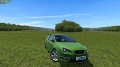 Ford Focus ST 2006 (1.5.9) - City Car Driving мод (изображение 3)