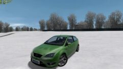 Ford Focus ST 2006 (1.5.9) - City Car Driving мод (изображение 6)