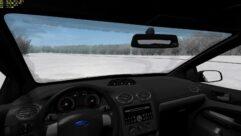Ford Focus ST 2006 (1.5.9) - City Car Driving мод (изображение 7)