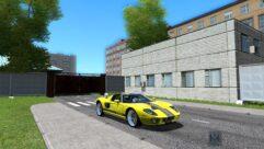 Ford GTX1 (1.5.9) - City Car Driving мод (изображение 2)