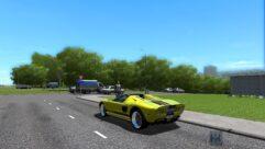 Ford GTX1 (1.5.9) - City Car Driving мод (изображение 3)