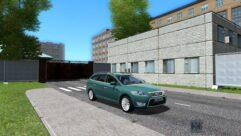 Ford Mondeo (1.5.9) - City Car Driving мод (изображение 2)