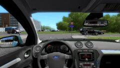 Ford Mondeo (1.5.9) - City Car Driving мод (изображение 4)