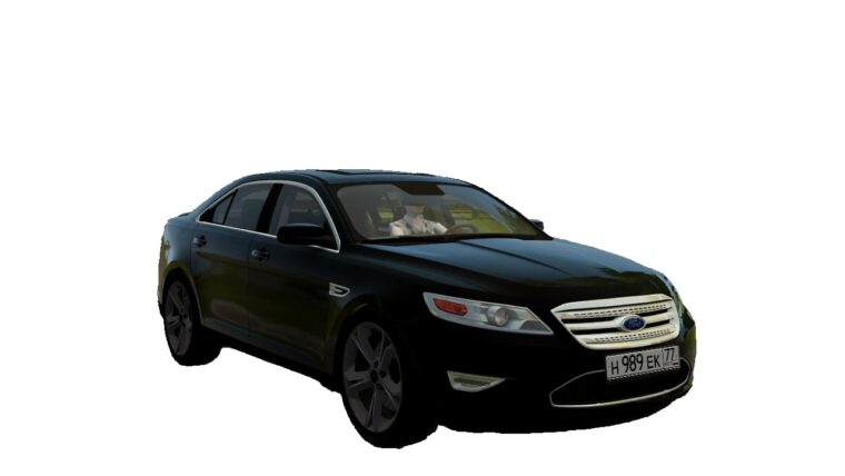Ford Taurus 2010 (1.5.9) - City Car Driving мод