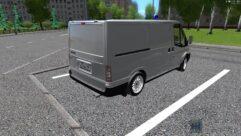 Ford Transit (1.5.9) - City Car Driving мод (изображение 2)