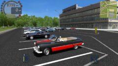 ГАЗ-12 (ZIM) Phaeton (1.5.9) - City Car Driving мод (изображение 4)