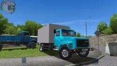 ГАЗ 3309 (1.5.9) - City Car Driving мод