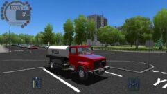 ГАЗ 3309 (1.5.9) - City Car Driving мод (изображение 2)