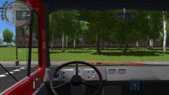 ГАЗ 3309 (1.5.9) - City Car Driving мод (изображение 3)