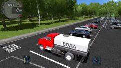ГАЗ 3309 (1.5.9) - City Car Driving мод (изображение 4)