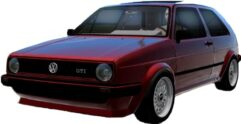 GOLF GTI 2 (1.5.9) - City Car Driving мод