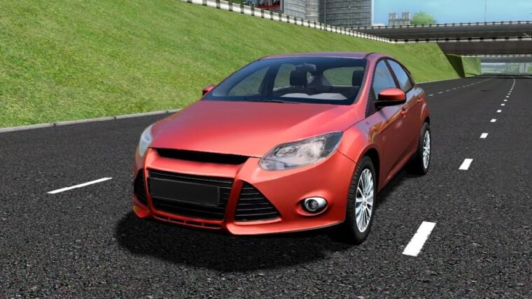 Ford Focus Hatchback (1.5.9) - City Car Driving мод