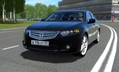 Honda Accord (1.5.9) - City Car Driving мод