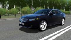 Honda Accord (1.5.9) - City Car Driving мод (изображение 2)